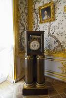 Old tall-case clock
