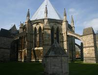 Cathedral Chapter House
