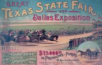 Poster for Texas State Fair & Dallas Exposition