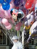 Happiest Place on Earth Balloons