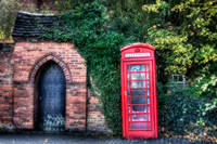 The Great British Telephone Box