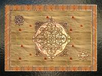 Arabesque Traditional Motif Art 2