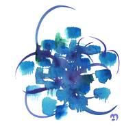 Atom Sea No9 by MARINA KANAVAKI