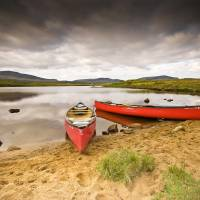Loch Mealt, Scotland Art Prints & Posters by Stephen Knowles