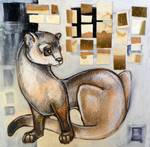 Animalia IV: Black Footed Ferret
