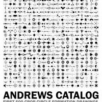 COLIN ANDREWS - My First 500 Crop Circle Drawings Art Prints & Posters by ARCHIVE HOUSE MEDIA