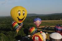 Smiley Face Balloon -0415-2