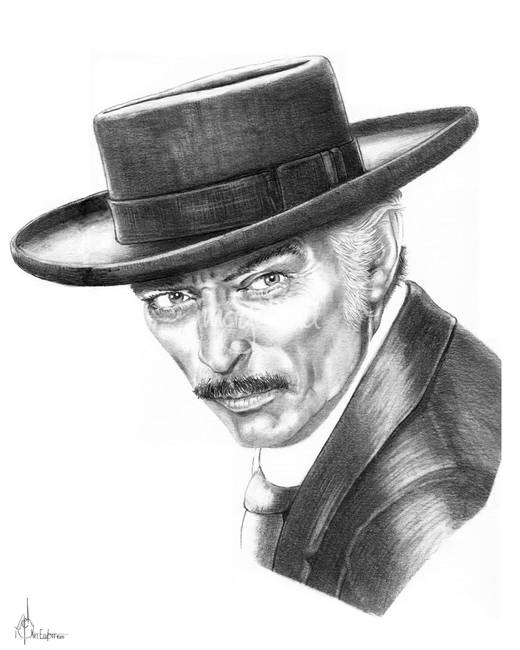Lee Van Cleef - Murphy Elliott