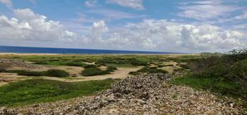 Aruba West Punt_Panorama