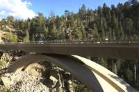 New Big Bear Bridge by Tony Kerst