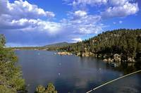 Summer Afternoon Cruise on Big Bear Lake by Tony Kerst