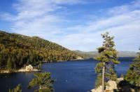 Fall Colors-Big Bear Lake, CA by Tony Kerst