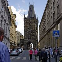 Prague 2011 45A by Priscilla Turner