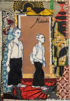 Out of school (mama's dress II) - J. Kabinda