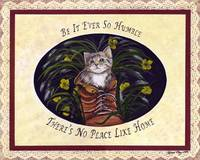 There's No Place Like Home ~ Kitten