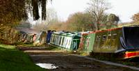 narrow boats