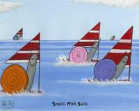 Snails With Sails