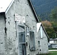 Dilapidated Cottage Storefront