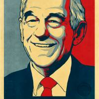 Ron Paul Revolution Art Prints & Posters by Liberty Maniacs