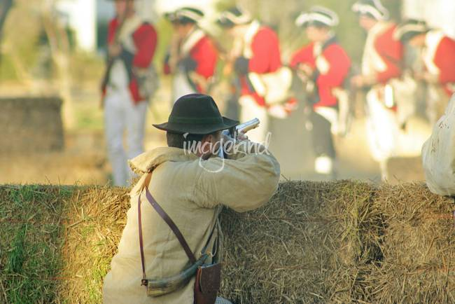 redcoats are coming