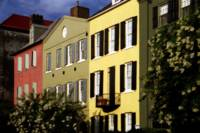 Rainbow Row No. 2, Charleston, SC