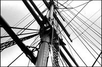 Mast and lines