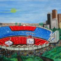 """LA Dodgers"" by Studio526"
