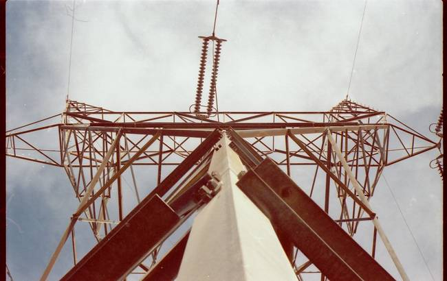 Looking Up at 287-kV