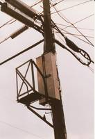 Bell System Pole-mounted SAC Terminal