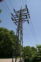 34.5-kV Iron Tower Double Dead-End
