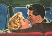 Magazine illustration, 1950s (colour litho)