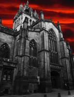 St.Giles Cathedral, Edinburgh