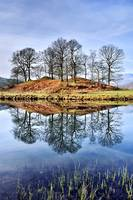 River Brathay Reflections, The Lake District, Cumb