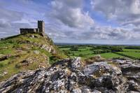 Brentor Church, Dartmoor National Park - Devon