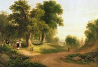 Sunday Morning, 1839