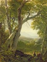 Shandaken Ridge, Kingston, New York, c.1854