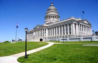 Utah State Capitol Building - Salt Lake City