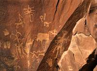 Ancient Indian Petroglyphs