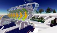 Architecture: Slackstreet (Hipcast Expo Center)