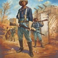 """Buffalo Soldiers 1"" by JamesGoodridge"