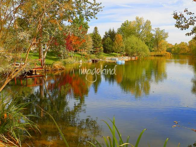 Autumn Memories - Fall Colors Photography