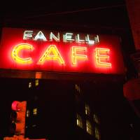 """Fanelli Cafe, New York City"" by ArmenKojoyian"