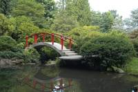 Kubota Gardens Bridge