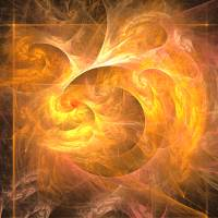 Eternal flame Art Prints & Posters by Sipo Liimatainen