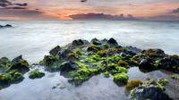 Maui Hawaii Tidal Pool Sunset