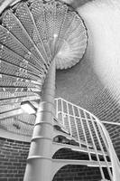 Cape May Lighthouse Spiral Stairs