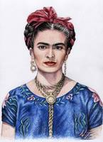 Hommage to Frida Kahlo