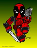 Deadpool - The Merc with a Mouth