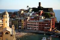 Colors of Vernazza
