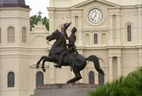 New Orleans - Andrew Jackson Square 2004